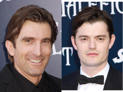"Free Fire"" stars, Sharlto Copley and Sam Riley, kissed"